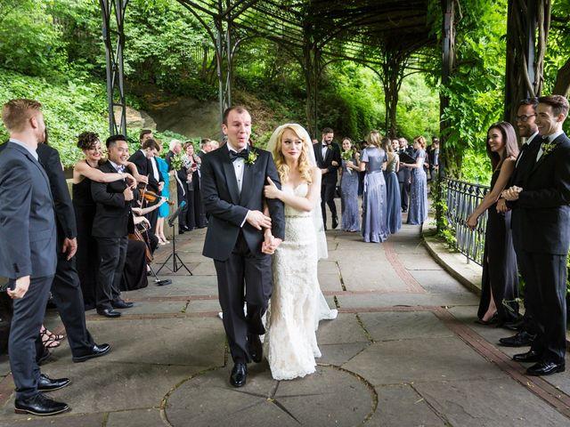 Zack and Katie's Wedding in New York, New York 72