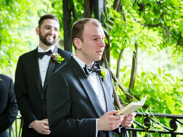 Zack and Katie's Wedding in New York, New York 81