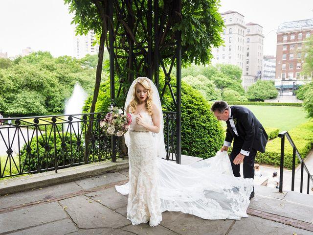 Zack and Katie's Wedding in New York, New York 88