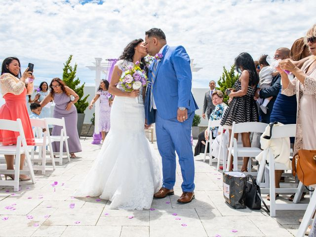 Ben and Lidia's Wedding in Babylon, New York 5