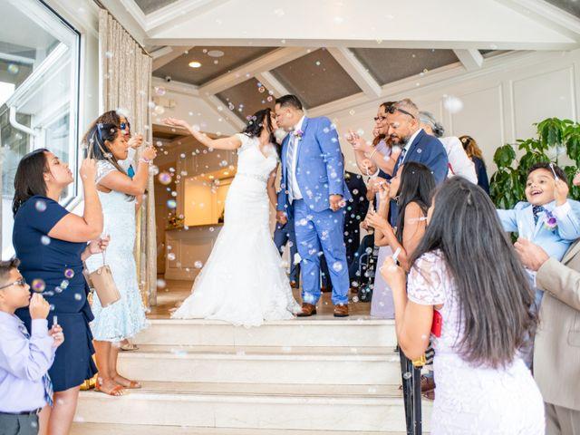 Ben and Lidia's Wedding in Babylon, New York 7