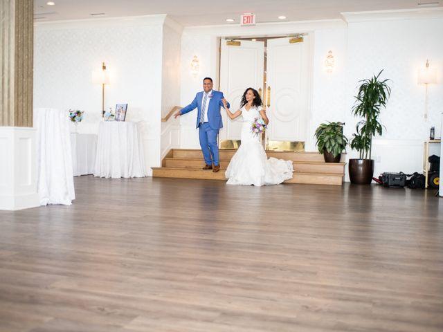 Ben and Lidia's Wedding in Babylon, New York 10