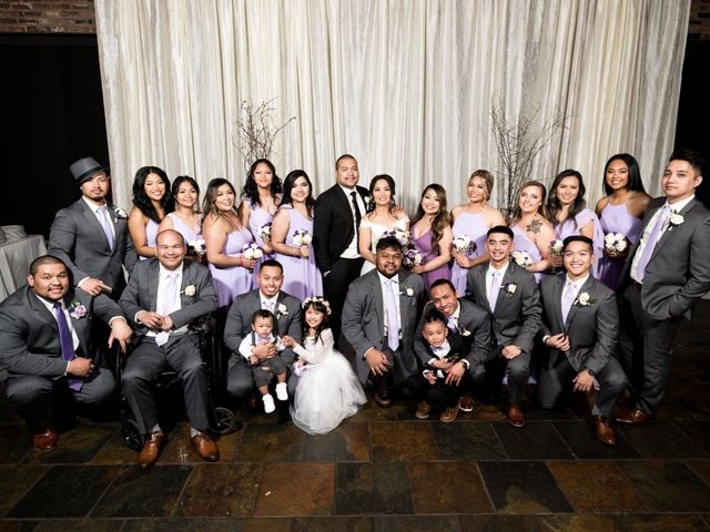 Angelia and Borie's Wedding in Tacoma, Washington 1