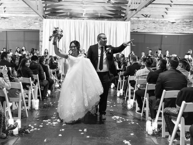 Angelia and Borie's Wedding in Tacoma, Washington 15