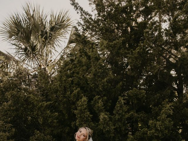 Graham and Rebecah's Wedding in Rosemary Beach, Florida 9
