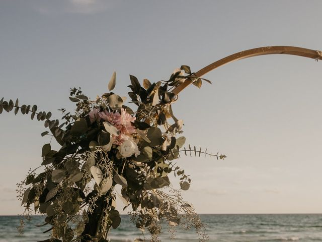 Graham and Rebecah's Wedding in Rosemary Beach, Florida 10