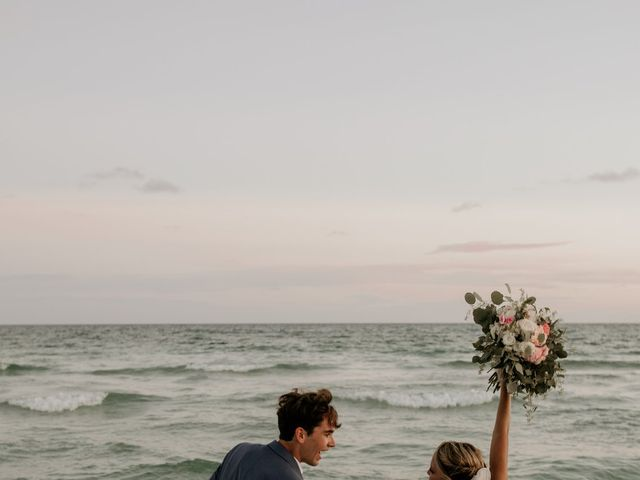 Graham and Rebecah's Wedding in Rosemary Beach, Florida 17