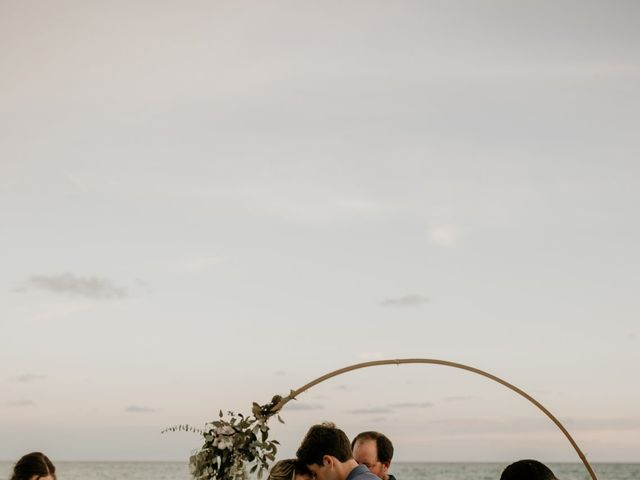 Graham and Rebecah's Wedding in Rosemary Beach, Florida 18
