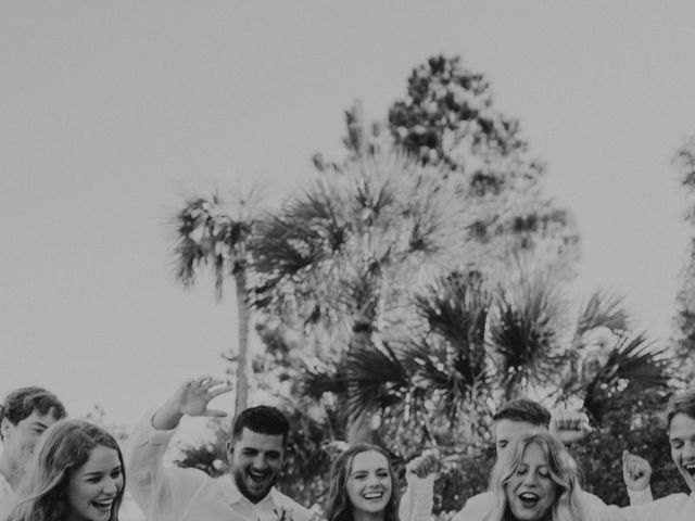 Graham and Rebecah's Wedding in Rosemary Beach, Florida 21