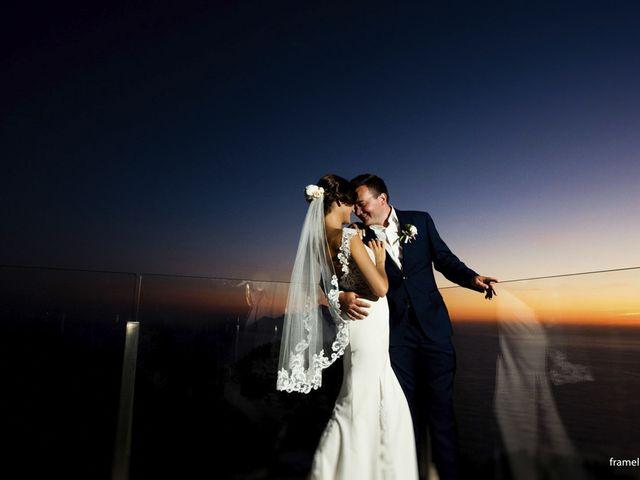 Rebecca and Jansen's Wedding in Naples, Italy 4