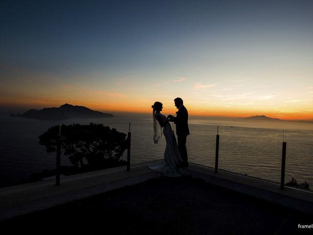 Rebecca and Jansen's Wedding in Naples, Italy 5