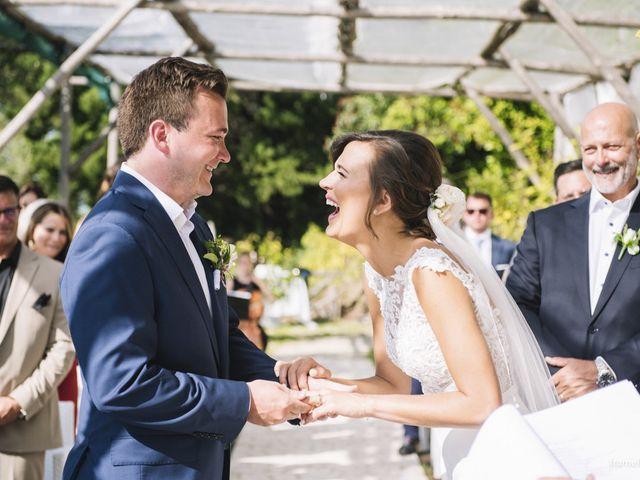 Rebecca and Jansen's Wedding in Naples, Italy 9