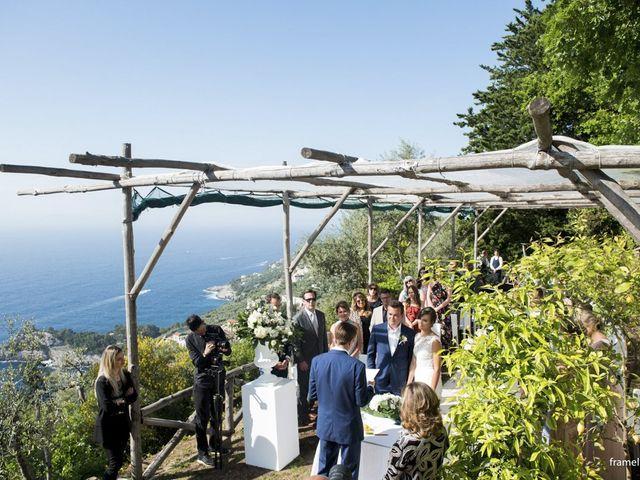 Rebecca and Jansen's Wedding in Naples, Italy 10