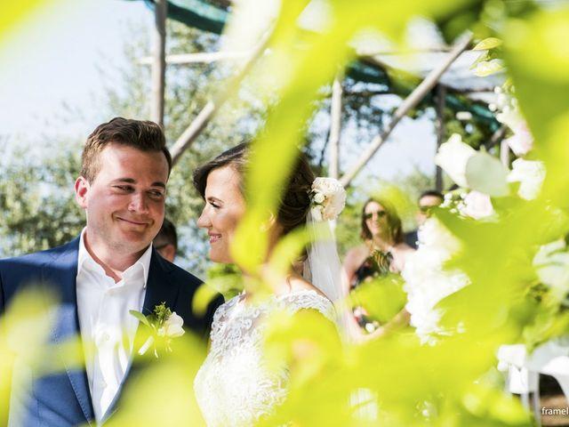 Rebecca and Jansen's Wedding in Naples, Italy 11