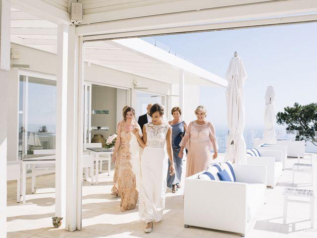Rebecca and Jansen's Wedding in Naples, Italy 12