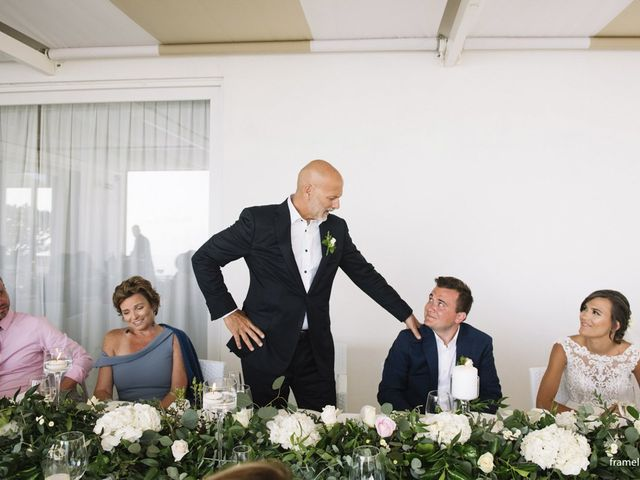 Rebecca and Jansen's Wedding in Naples, Italy 14