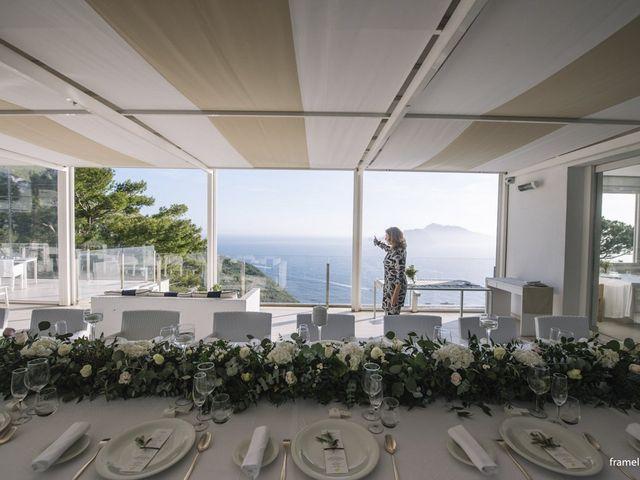 Rebecca and Jansen's Wedding in Naples, Italy 15