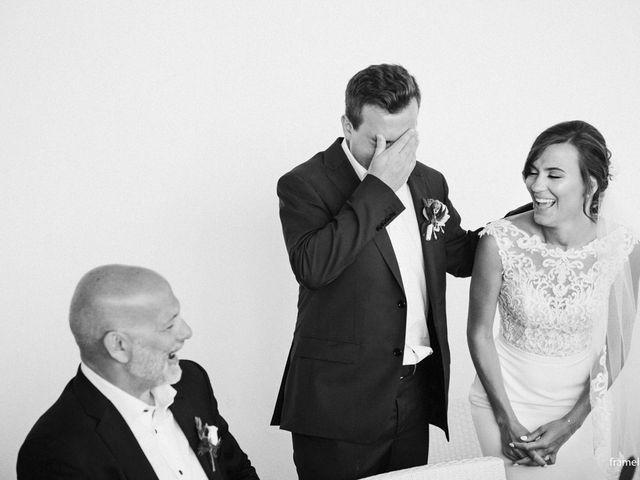 Rebecca and Jansen's Wedding in Naples, Italy 16