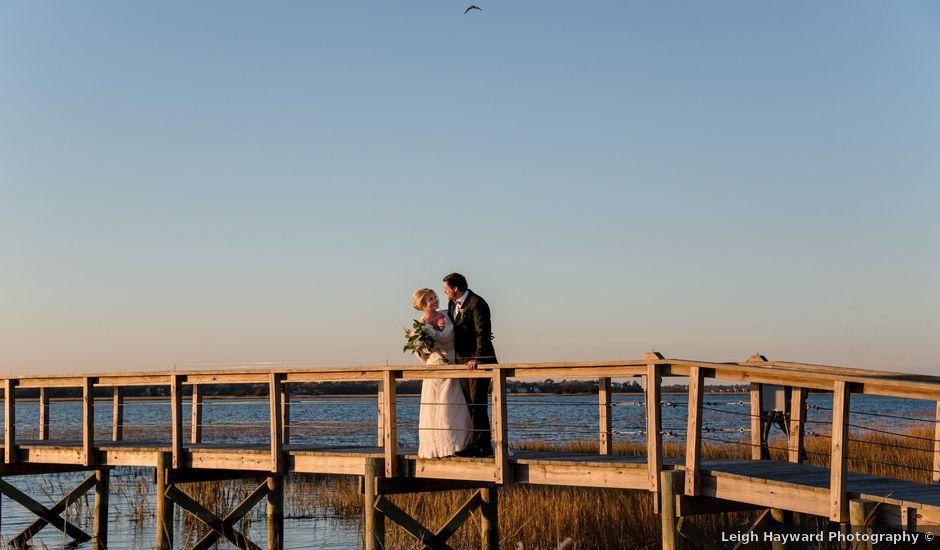 Mark and Kylie's Wedding in Charleston, South Carolina