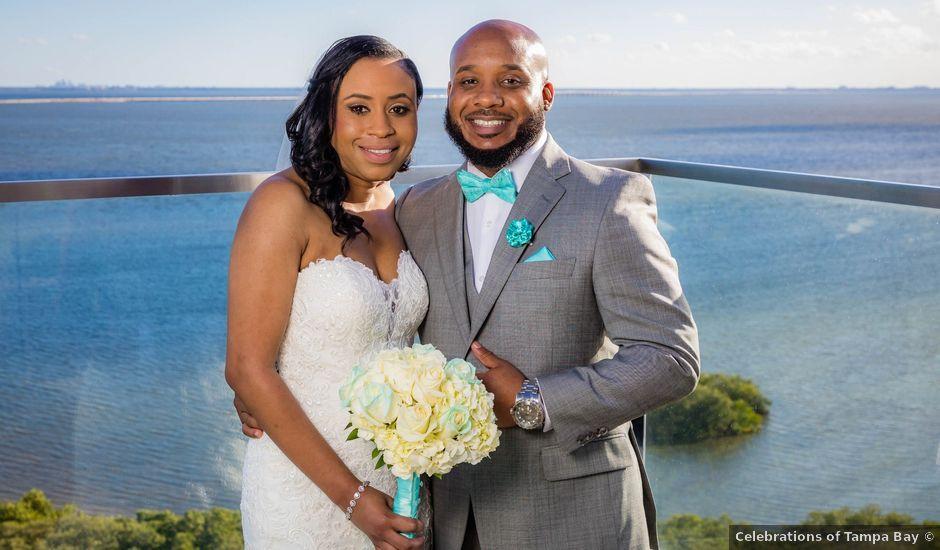 Travis and Kezia's Wedding in Tampa, Florida