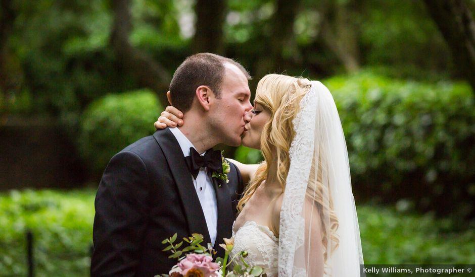 Zack and Katie's Wedding in New York, New York