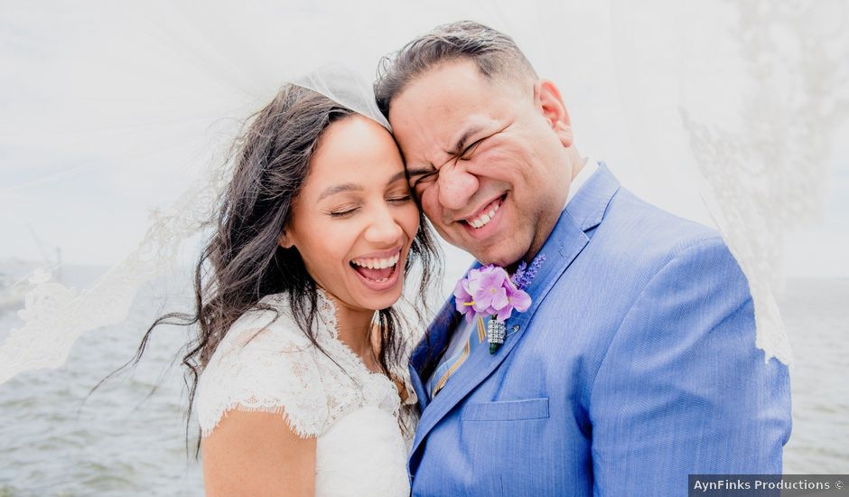 Ben and Lidia's Wedding in Babylon, New York