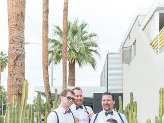 The wedding of Kyle and Tory 2