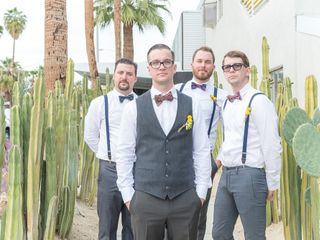 The wedding of Kyle and Tory 3