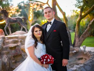 Jason and Porsche's Wedding in Tucson, Arizona 3