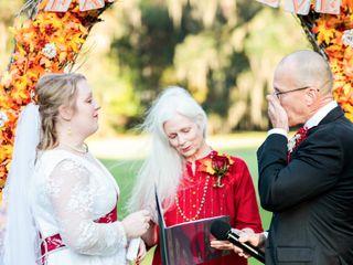 David and Aubrey's Wedding in Tallahassee, Florida 3