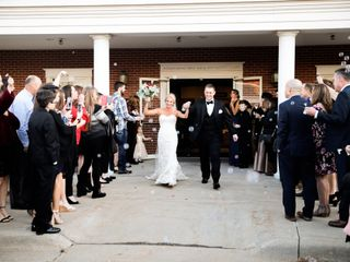 The wedding of Erin and Rustin 2