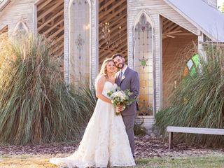 The wedding of Holly and Garrett