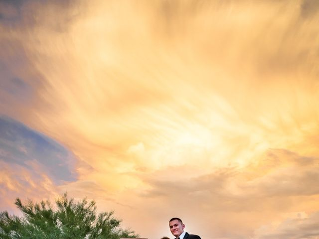 Jason and Porsche's Wedding in Tucson, Arizona 2