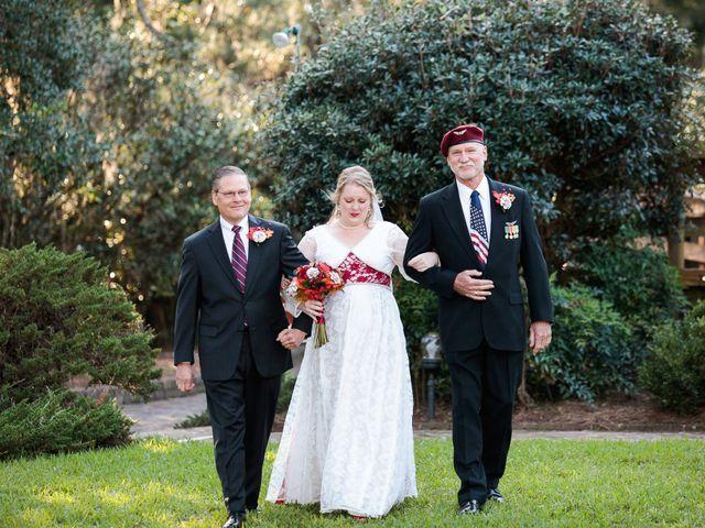 David and Aubrey's Wedding in Tallahassee, Florida 1