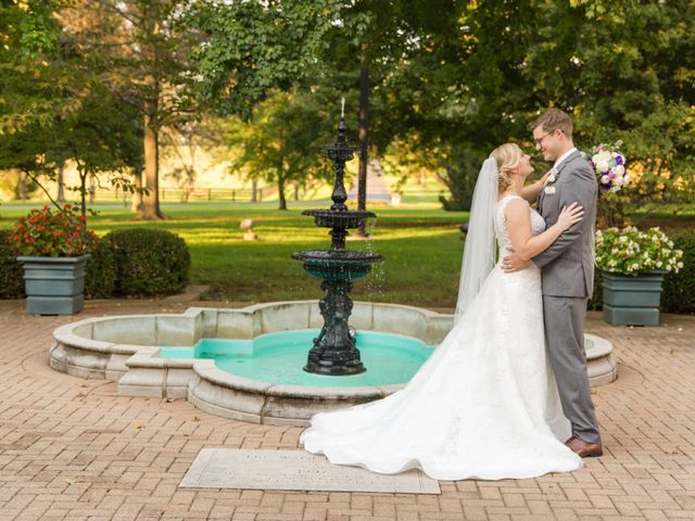 Stephen and Hilary's Wedding in Lexington, Kentucky 1