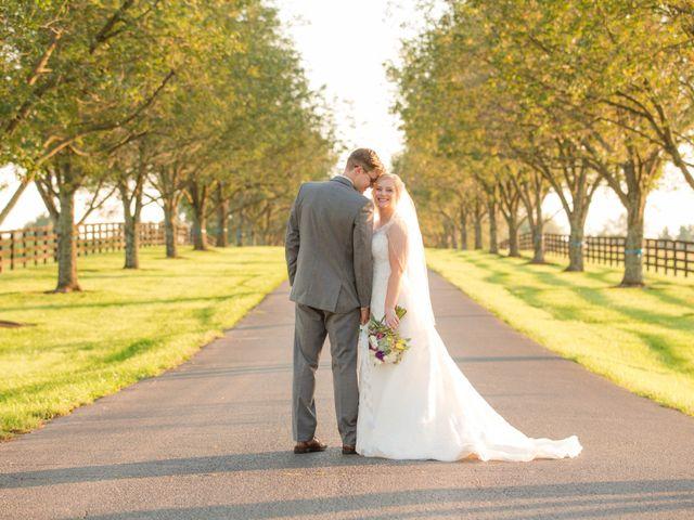 Stephen and Hilary's Wedding in Lexington, Kentucky 2