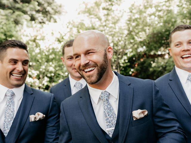 Mike and Ashley's Wedding in San Ramon, California 9