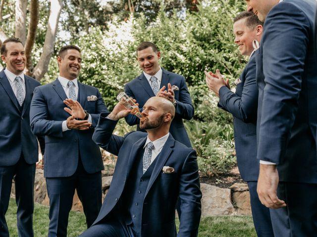 Mike and Ashley's Wedding in San Ramon, California 11
