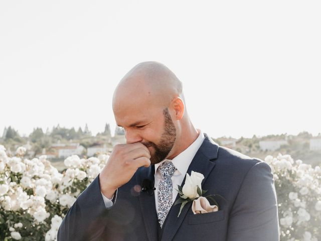 Mike and Ashley's Wedding in San Ramon, California 15