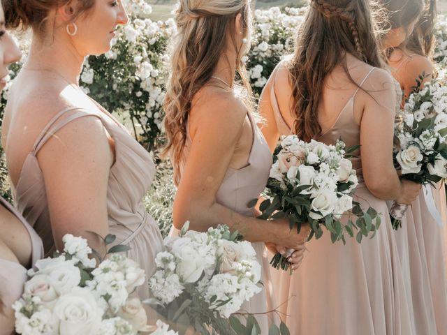 Mike and Ashley's Wedding in San Ramon, California 17