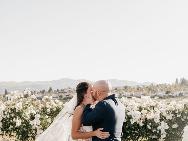 Mike and Ashley's Wedding in San Ramon, California 18