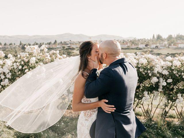 Mike and Ashley's Wedding in San Ramon, California 19