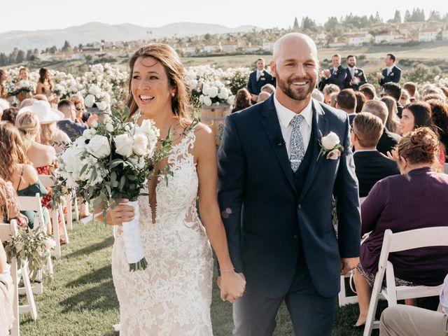 Mike and Ashley's Wedding in San Ramon, California 20