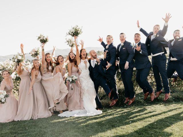 Mike and Ashley's Wedding in San Ramon, California 21