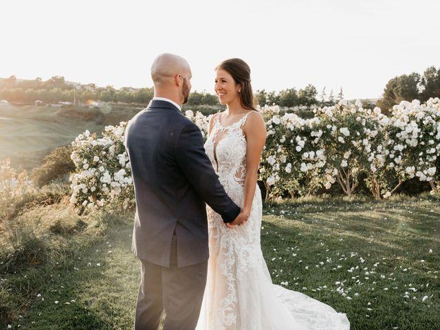 Mike and Ashley's Wedding in San Ramon, California 24