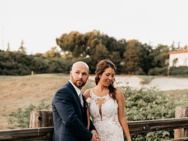 Mike and Ashley's Wedding in San Ramon, California 27