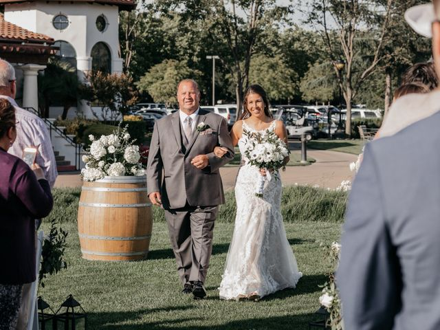 Mike and Ashley's Wedding in San Ramon, California 33