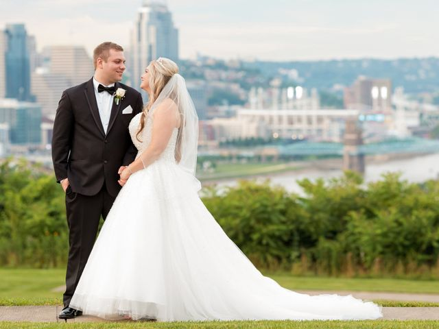 The wedding of Emily and Quintin