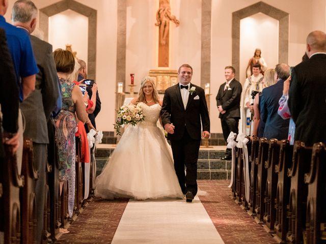 Quintin and Emily's Wedding in Covington, Ohio 20