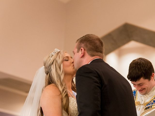 Quintin and Emily's Wedding in Covington, Ohio 21
